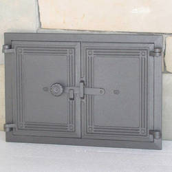 Easy double låge at 480 × 335mm & Cast iron oven doors for sale | Vurb Iron Parts pezcame.com