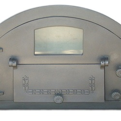 Pizza oven door with window and hatch  sc 1 st  mail@nordkram.dk & Cast iron oven doors for sale | Vurb Iron Parts